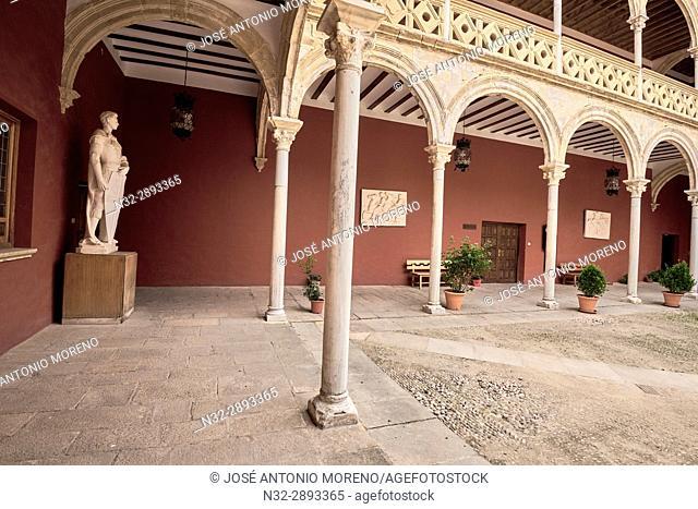 Art School, Úbeda, UNESCO World Heritage Site, Jaén province, Andalusia. Spain
