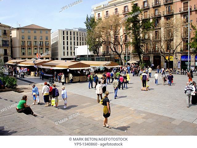 Placa de la Seu Barcelona