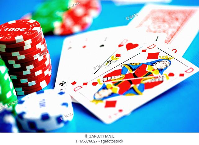 Cards, chips, and dice