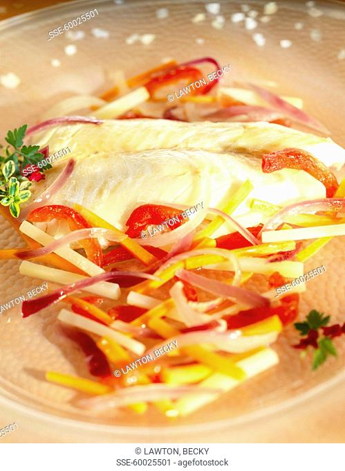 Cod Papillote