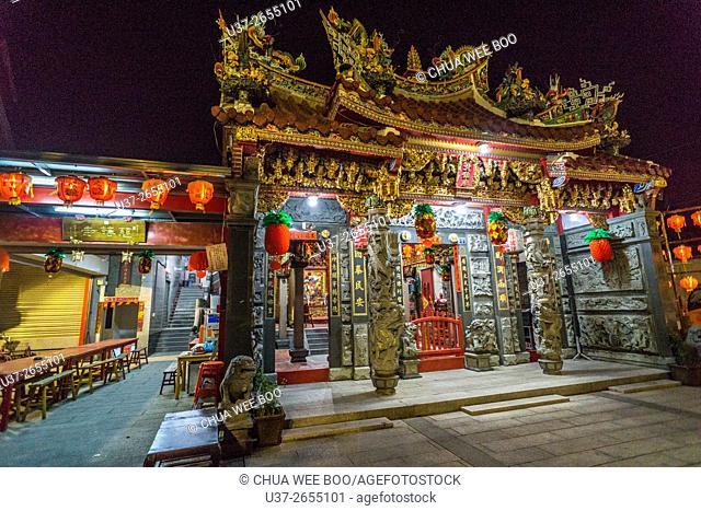 Buddhist temple, Kinmen Island, Taiwan
