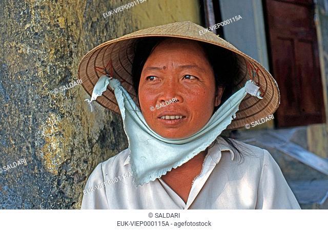 Portrait of a Vietnamese