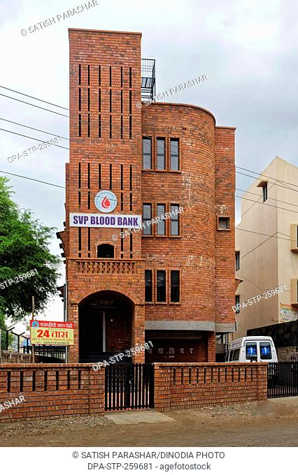 SVP Blood bank at miraj, Maharashtra, India, Asia