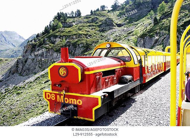 Le Petit Train d'Artouste, Pyrinées, France