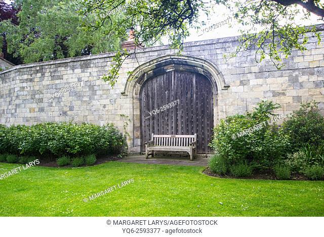 Garden, York, England
