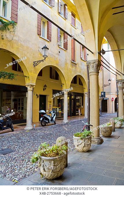 Via Solferino, Padua, Veneto, Italy
