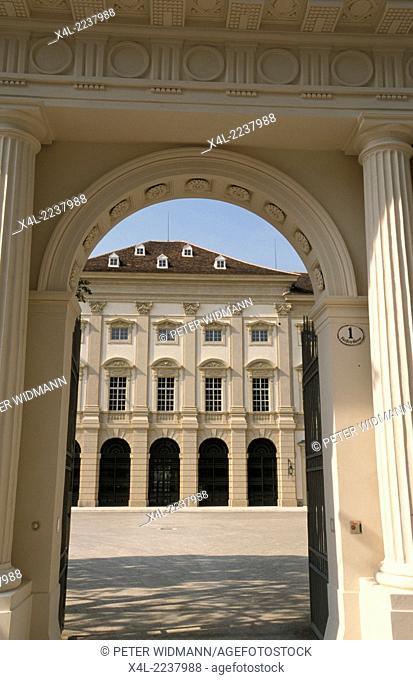 Palais Liechtenstein, Austria, Vienna, 9. district