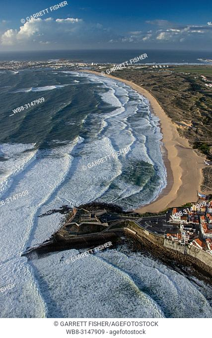 Forte da Praia da Consolação, Portugal - Aerial