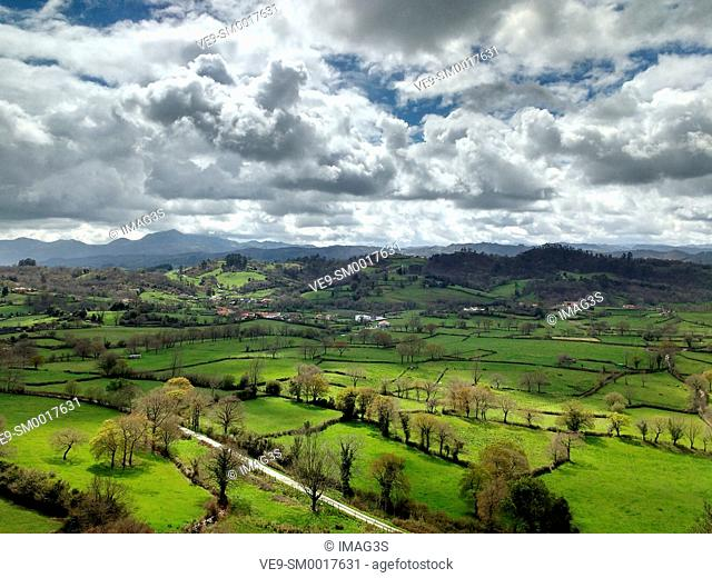 Sariego, Asturias, Spain
