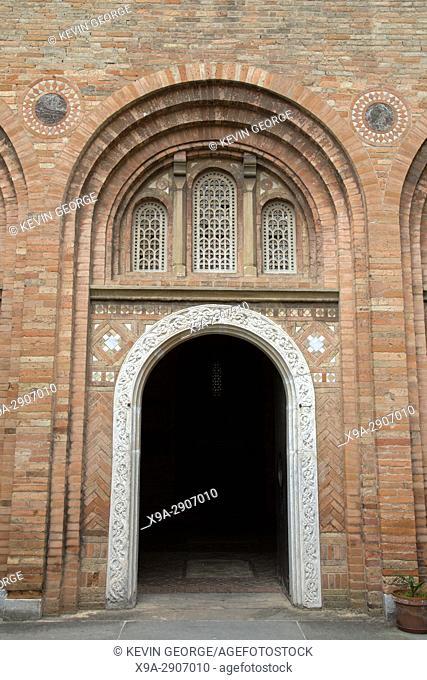 Basilica Church of Santo Stefano; Bologna; Italy