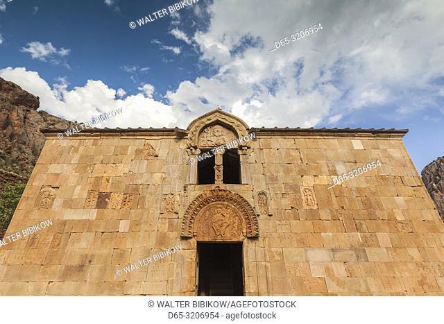 Armenia, Noravank, Noravank Monastery, 12th century, detail