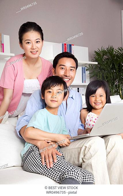 Happy family life