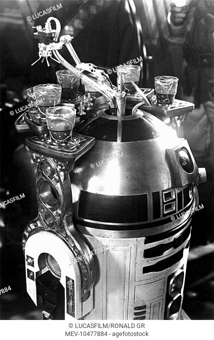 STAR WARS: EPISODE VI - RETURN OF THE JEDI R2-D2