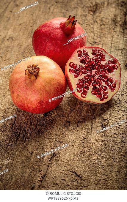 Pomegranate, Germany