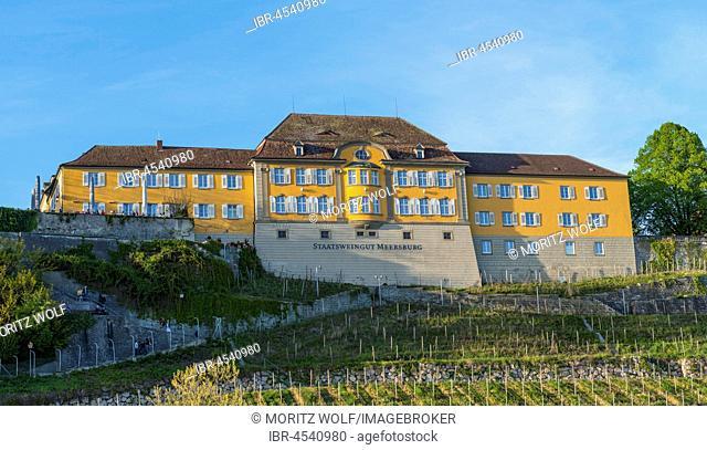 State Winery Meersburg, Meersburg, Baden-Württemberg, Germany