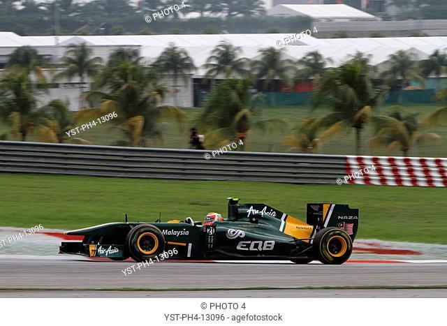 Jarno Trulli ITA, Malaysian Grand Prix, Sepang, Malaysia