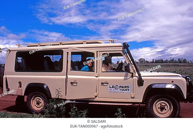 Safari, 4x4, Tanzania