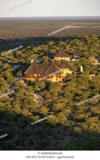 Hunting Heights Luxury Safari Accommodation In Namibia