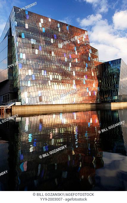 Harpa Concert Hall and Conference Centre - Reykjavik, Iceland