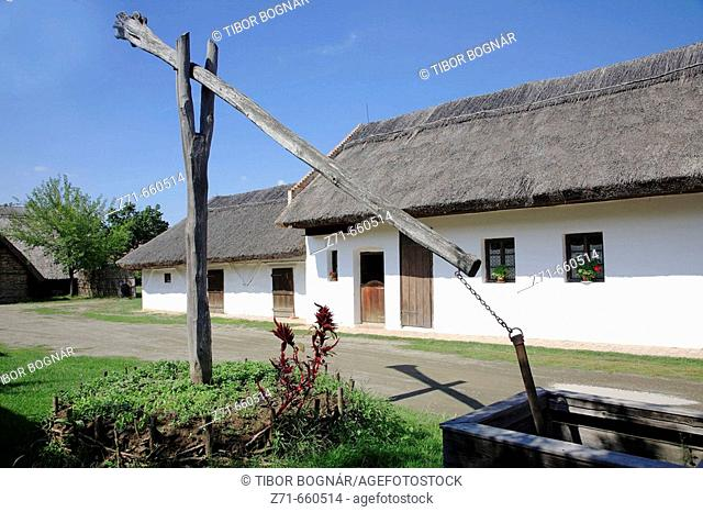 Open Air Ethnography Museum. Szentendre. Hungary