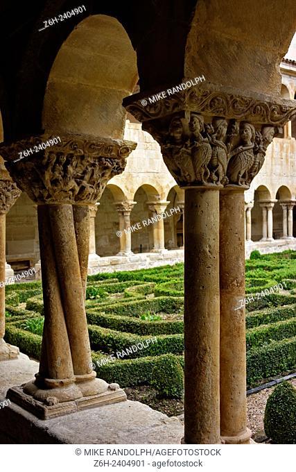 Santo Domingo de Silos Abbey, Burgos, Spain