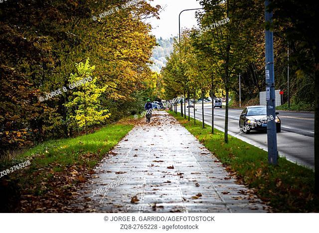Westlake Avenue, Seattle, Washington