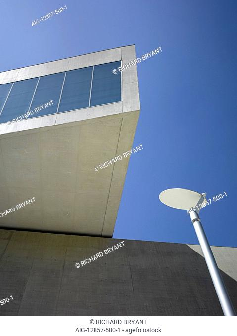 The MAXXI, National Museum of 21st Century Arts, Rome