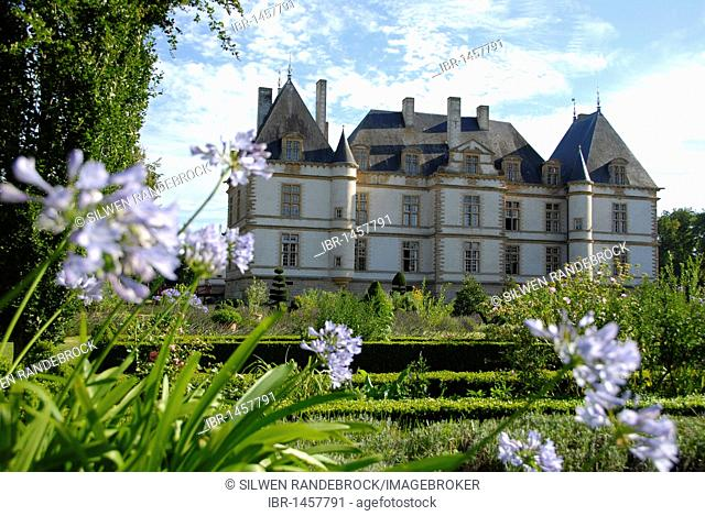 Château Cormatin, Burgundy, France, Europe