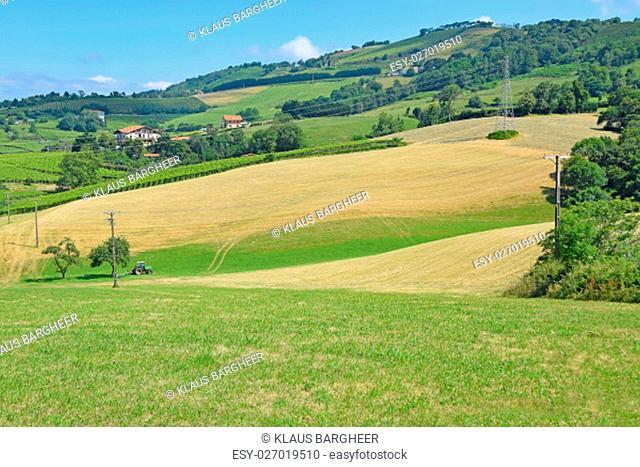 basque hills
