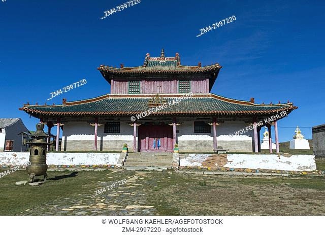 The Shankh Monastery Central Mongolia, about 25 kilometers South East of Kharakhorum (Karakorum), is one of Mongolias oldest and most historically significant...