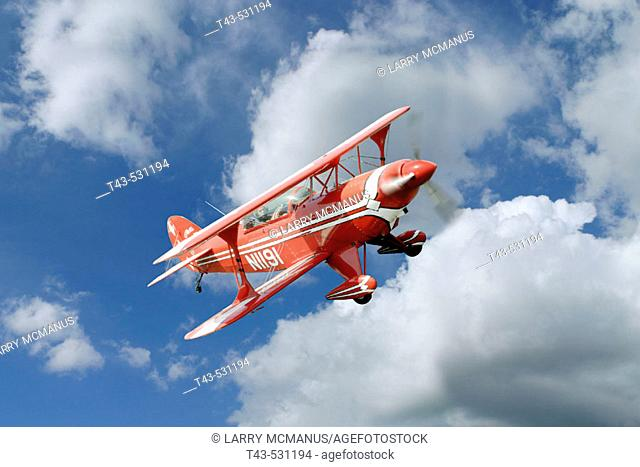 S-2B Pitts Special Competition Aerobatic Airplane