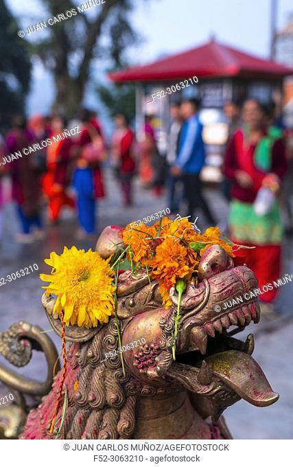 Bindhya Basini Temple, Pokhara, Nepal, Asia