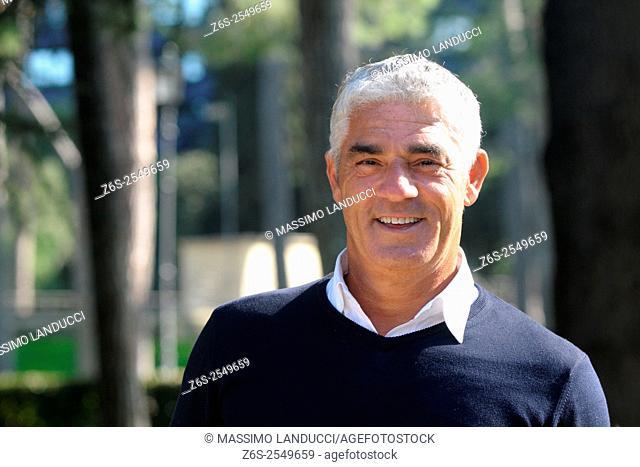 Biagio Izzo; izzo ; actor; celebrities; 2015; rome; italy; event; photocall ; matrimonio al sud