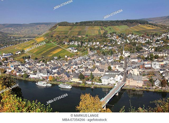 Traben-Trarbach, Rhineland-Palatinate, Germany