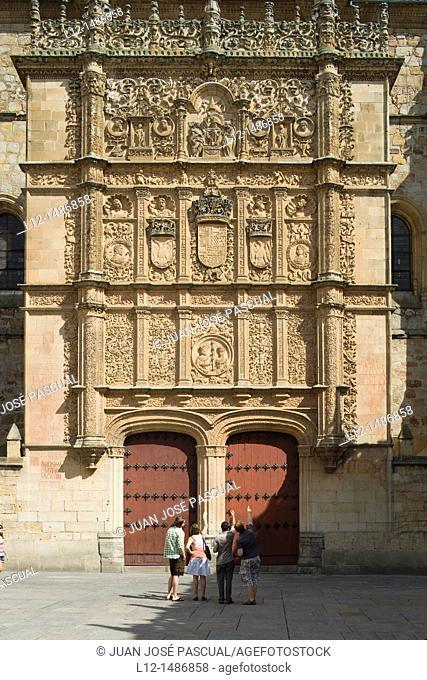 University, Salamanca, Castilla y León, Spain