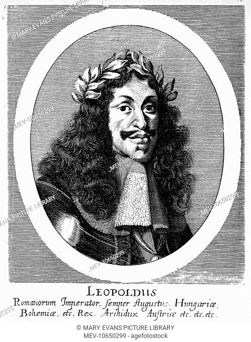 Leopold I (1640û1705) - Holy Roman Emperor, King of Hungary and King of Bohemia. A member of the Habsburg family, he was the second son of Emperor Ferdinand III...