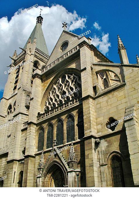 Church of Saint Séverin, Paris, France