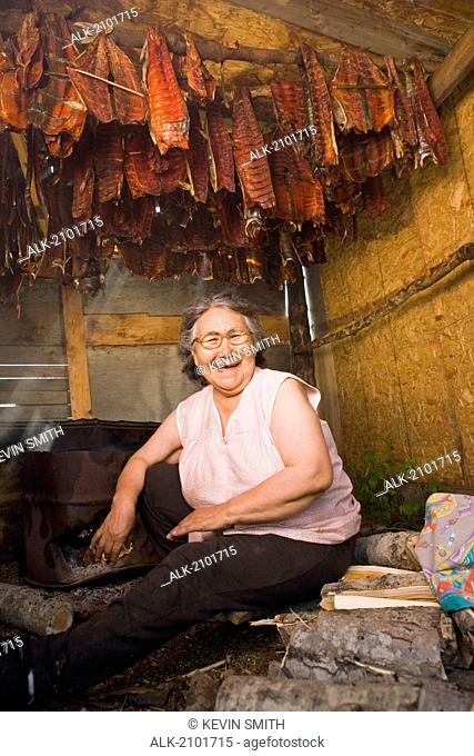 Portrait native yupik Stock Photos and Images | age fotostock