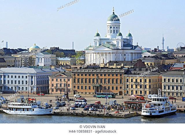 Helsinki, Finland, Western Europe, Europe, Europea
