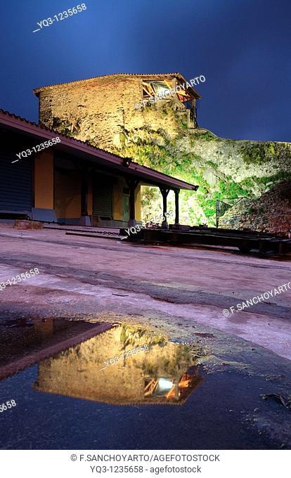 Santa Ana chapel, Castro Urdiales, Cantabria, Spain
