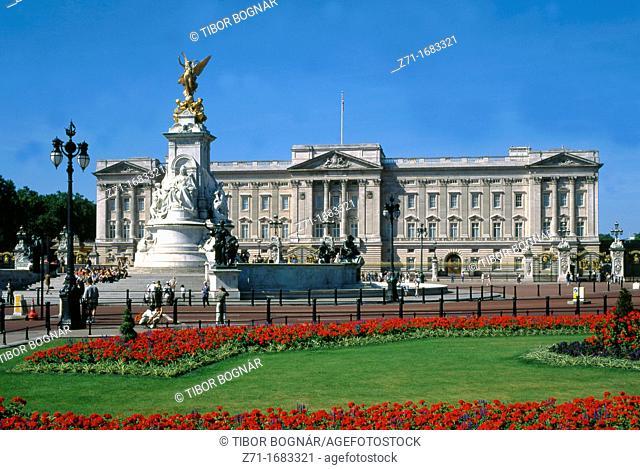 UK England London Buckingham Palace