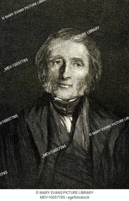 JOHN RUSKIN English art critic and writer