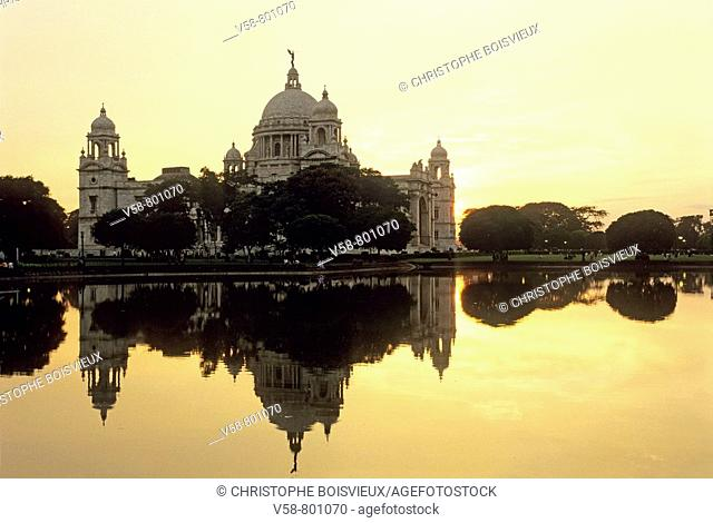 VICTORIA MEMORIAL, KOLKATA, WEST BENGAL, INDIA