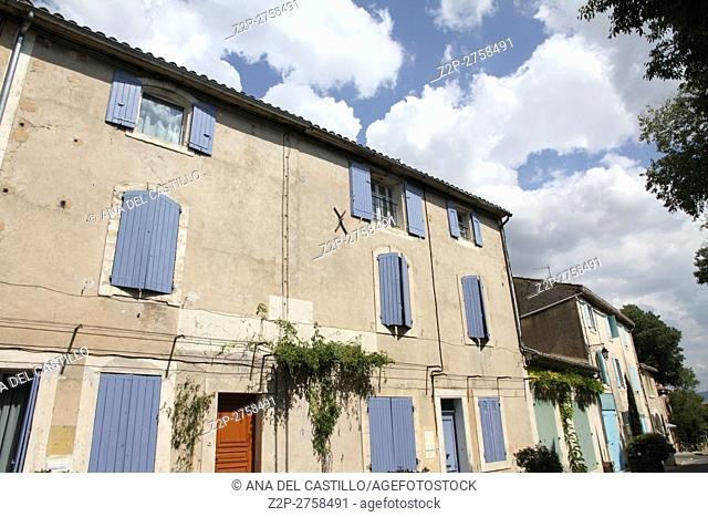 Goult village in Provence