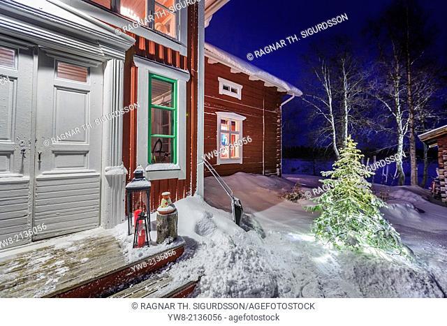 Wardshuset Guest House, Kangos, Lapland, Sweden