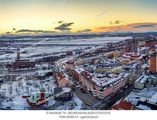 Kiruna, Lapland, Sweden