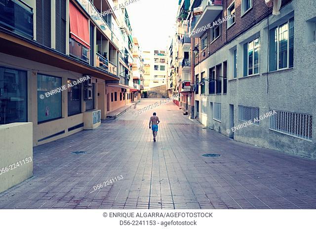 Benidorm, Alicante province, Spain