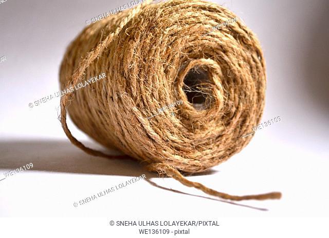 Thread wind around,Poona,Mahrshtra,India