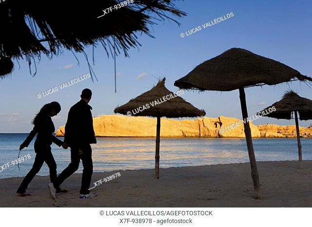 Tunez: Monastir Beach