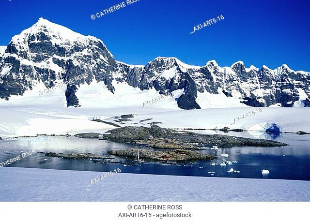 Port Lockroy, Antarctic Peninsula, Antarctica, The Arctic Circle